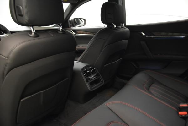 Used 2018 Maserati Quattroporte S Q4 GranLusso for sale Sold at Alfa Romeo of Westport in Westport CT 06880 19