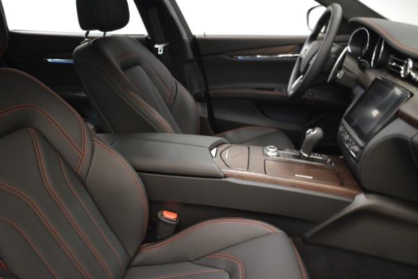 Used 2018 Maserati Quattroporte S Q4 GranLusso for sale Sold at Alfa Romeo of Westport in Westport CT 06880 21