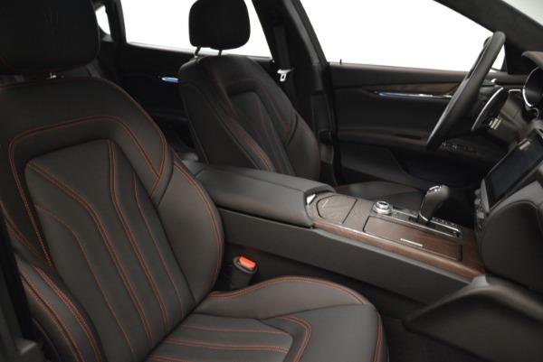Used 2018 Maserati Quattroporte S Q4 GranLusso for sale Sold at Alfa Romeo of Westport in Westport CT 06880 22