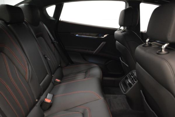 Used 2018 Maserati Quattroporte S Q4 GranLusso for sale Sold at Alfa Romeo of Westport in Westport CT 06880 24