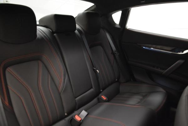 Used 2018 Maserati Quattroporte S Q4 GranLusso for sale Sold at Alfa Romeo of Westport in Westport CT 06880 25