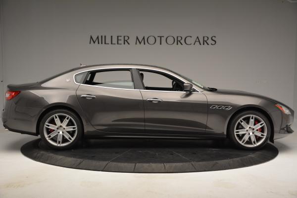 New 2016 Maserati Quattroporte S Q4 for sale Sold at Alfa Romeo of Westport in Westport CT 06880 10