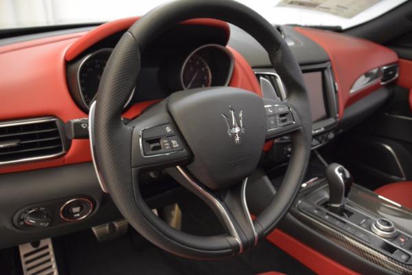 New 2017 Maserati Levante S Q4 for sale Sold at Alfa Romeo of Westport in Westport CT 06880 14