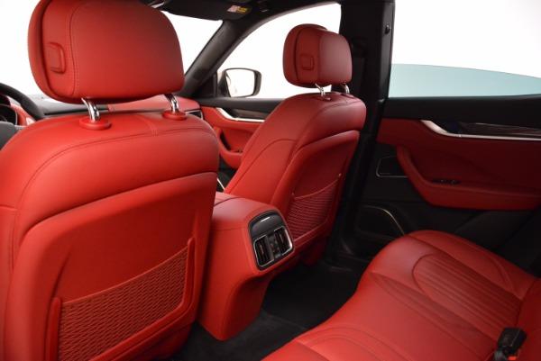 New 2017 Maserati Levante S Q4 for sale Sold at Alfa Romeo of Westport in Westport CT 06880 19