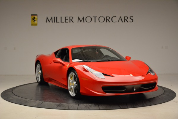 Used 2012 Ferrari 458 Italia for sale Sold at Alfa Romeo of Westport in Westport CT 06880 11