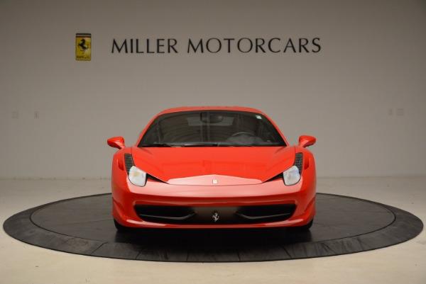 Used 2012 Ferrari 458 Italia for sale Sold at Alfa Romeo of Westport in Westport CT 06880 12