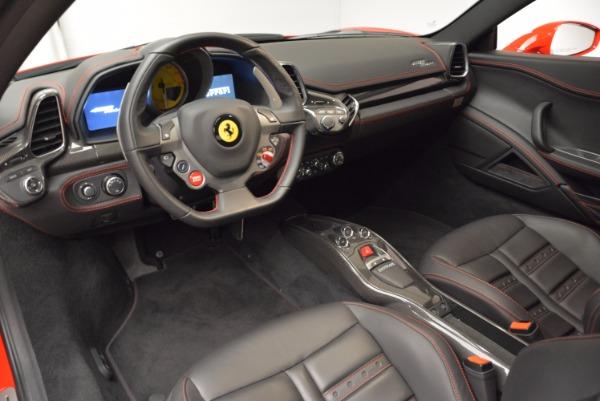 Used 2012 Ferrari 458 Italia for sale Sold at Alfa Romeo of Westport in Westport CT 06880 13