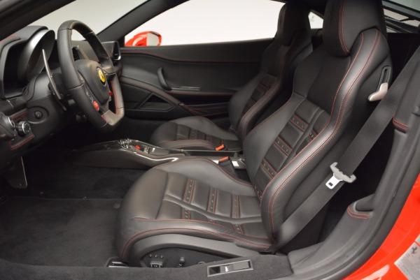 Used 2012 Ferrari 458 Italia for sale Sold at Alfa Romeo of Westport in Westport CT 06880 14