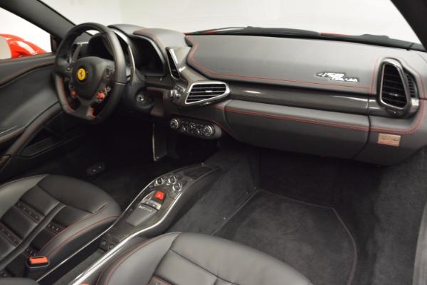 Used 2012 Ferrari 458 Italia for sale Sold at Alfa Romeo of Westport in Westport CT 06880 17