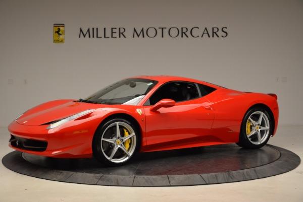 Used 2012 Ferrari 458 Italia for sale Sold at Alfa Romeo of Westport in Westport CT 06880 2