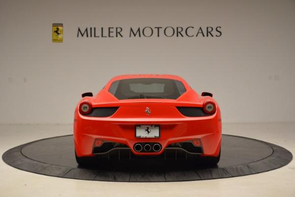 Used 2012 Ferrari 458 Italia for sale Sold at Alfa Romeo of Westport in Westport CT 06880 6