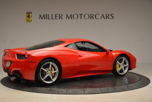 Used 2012 Ferrari 458 Italia for sale Sold at Alfa Romeo of Westport in Westport CT 06880 8