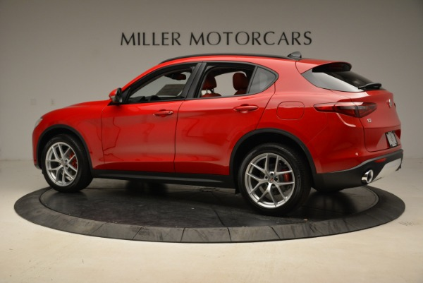 New 2018 Alfa Romeo Stelvio Sport Q4 for sale Sold at Alfa Romeo of Westport in Westport CT 06880 4