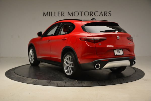 New 2018 Alfa Romeo Stelvio Sport Q4 for sale Sold at Alfa Romeo of Westport in Westport CT 06880 5