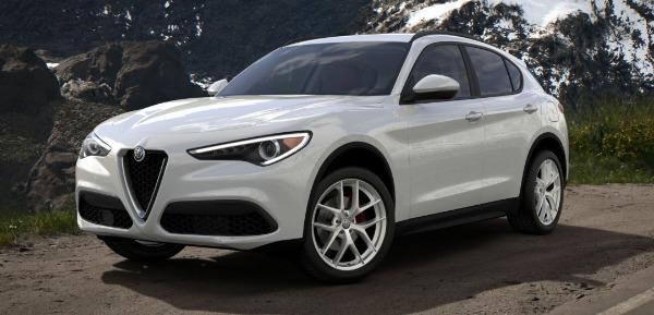 New 2018 Alfa Romeo Stelvio Sport Q4 for sale Sold at Alfa Romeo of Westport in Westport CT 06880 1