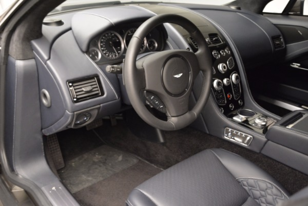 Used 2017 Aston Martin Rapide S Sedan for sale Sold at Alfa Romeo of Westport in Westport CT 06880 14