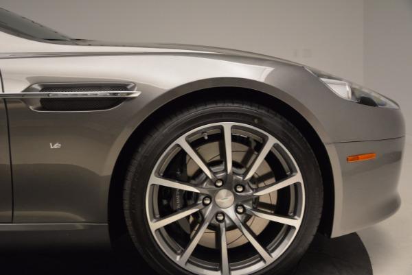 Used 2017 Aston Martin Rapide S Sedan for sale Sold at Alfa Romeo of Westport in Westport CT 06880 22