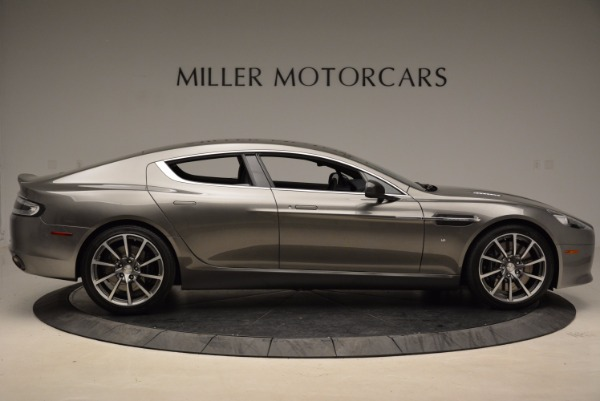 Used 2017 Aston Martin Rapide S Sedan for sale Sold at Alfa Romeo of Westport in Westport CT 06880 9