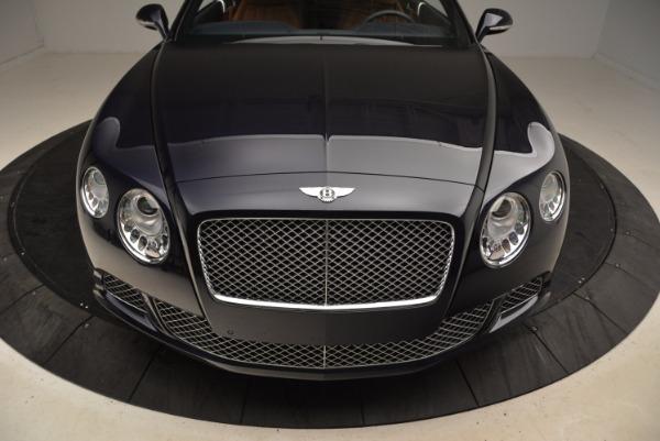 Used 2014 Bentley Continental GT W12 for sale Sold at Alfa Romeo of Westport in Westport CT 06880 13