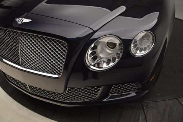 Used 2014 Bentley Continental GT W12 for sale Sold at Alfa Romeo of Westport in Westport CT 06880 14