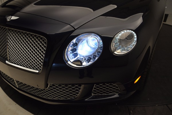 Used 2014 Bentley Continental GT W12 for sale Sold at Alfa Romeo of Westport in Westport CT 06880 16