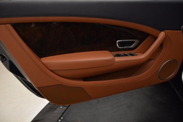 Used 2014 Bentley Continental GT W12 for sale Sold at Alfa Romeo of Westport in Westport CT 06880 21