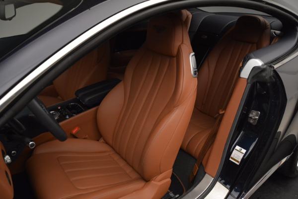 Used 2014 Bentley Continental GT W12 for sale Sold at Alfa Romeo of Westport in Westport CT 06880 24
