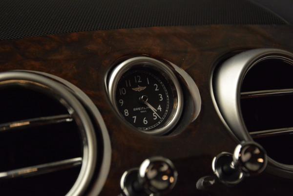 Used 2014 Bentley Continental GT W12 for sale Sold at Alfa Romeo of Westport in Westport CT 06880 26