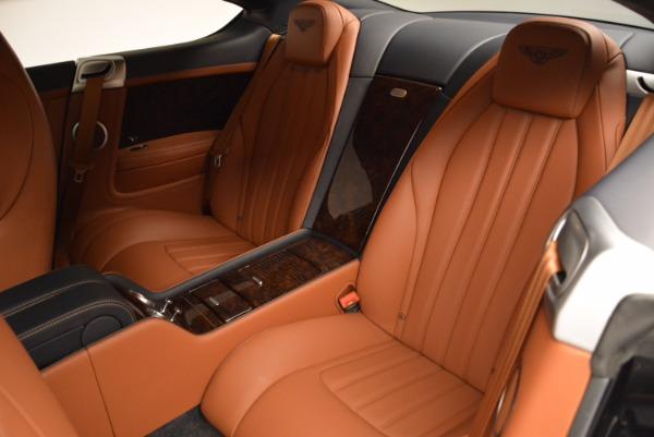 Used 2014 Bentley Continental GT W12 for sale Sold at Alfa Romeo of Westport in Westport CT 06880 27
