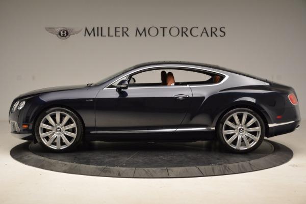 Used 2014 Bentley Continental GT W12 for sale Sold at Alfa Romeo of Westport in Westport CT 06880 3