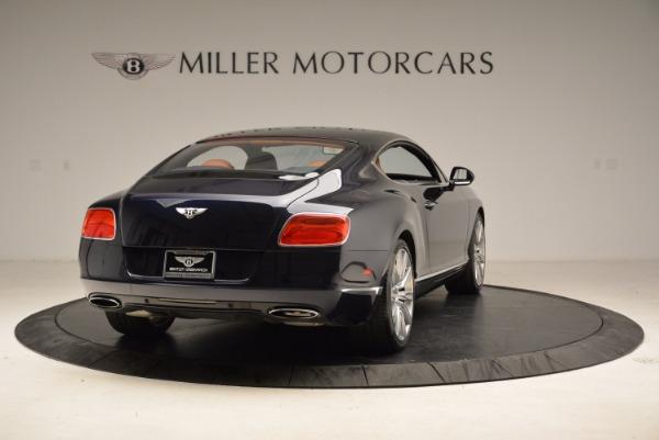 Used 2014 Bentley Continental GT W12 for sale Sold at Alfa Romeo of Westport in Westport CT 06880 7