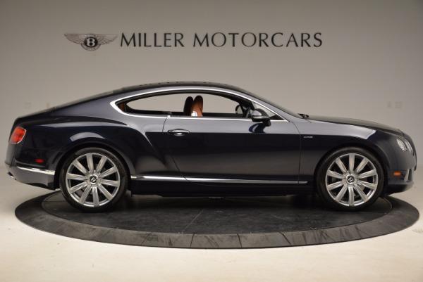 Used 2014 Bentley Continental GT W12 for sale Sold at Alfa Romeo of Westport in Westport CT 06880 9