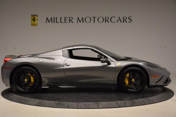 Used 2015 Ferrari 458 Speciale Aperta for sale Sold at Alfa Romeo of Westport in Westport CT 06880 21