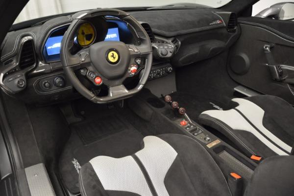 Used 2015 Ferrari 458 Speciale Aperta for sale Sold at Alfa Romeo of Westport in Westport CT 06880 27
