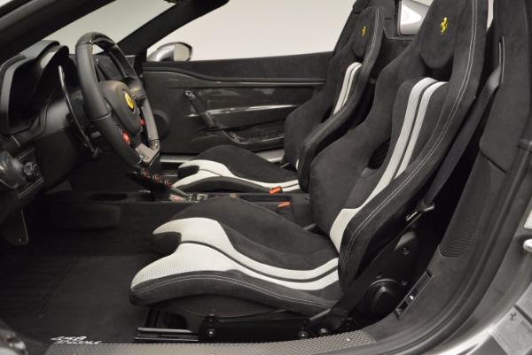 Used 2015 Ferrari 458 Speciale Aperta for sale Sold at Alfa Romeo of Westport in Westport CT 06880 28