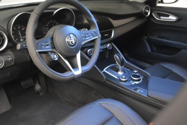 New 2018 Alfa Romeo Giulia Q4 for sale Sold at Alfa Romeo of Westport in Westport CT 06880 15