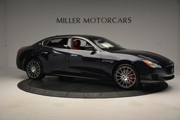New 2016 Maserati Quattroporte S Q4  *******      DEALER'S  DEMO for sale Sold at Alfa Romeo of Westport in Westport CT 06880 11