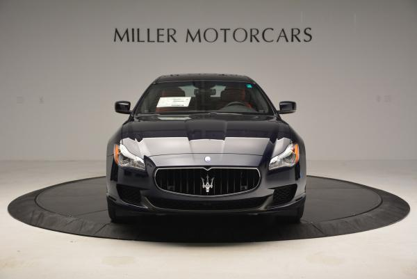 New 2016 Maserati Quattroporte S Q4  *******      DEALER'S  DEMO for sale Sold at Alfa Romeo of Westport in Westport CT 06880 13