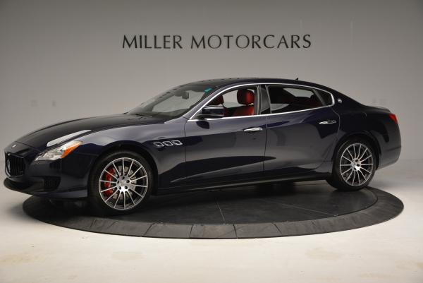 New 2016 Maserati Quattroporte S Q4  *******      DEALER'S  DEMO for sale Sold at Alfa Romeo of Westport in Westport CT 06880 3