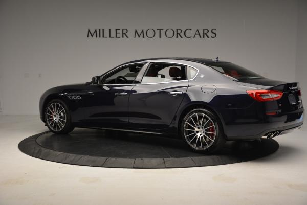 New 2016 Maserati Quattroporte S Q4  *******      DEALER'S  DEMO for sale Sold at Alfa Romeo of Westport in Westport CT 06880 5