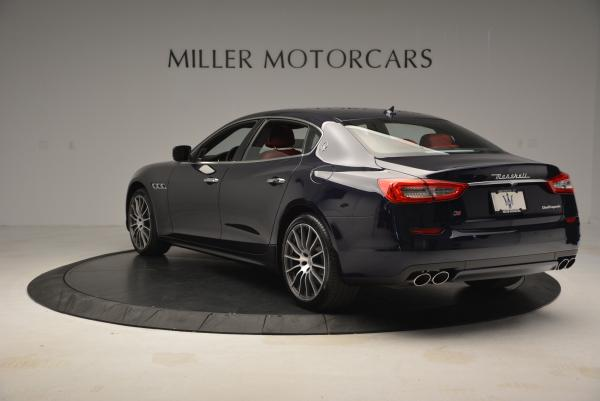New 2016 Maserati Quattroporte S Q4  *******      DEALER'S  DEMO for sale Sold at Alfa Romeo of Westport in Westport CT 06880 6