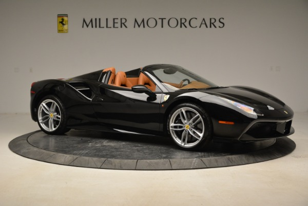 Used 2017 Ferrari 488 Spider for sale Sold at Alfa Romeo of Westport in Westport CT 06880 10