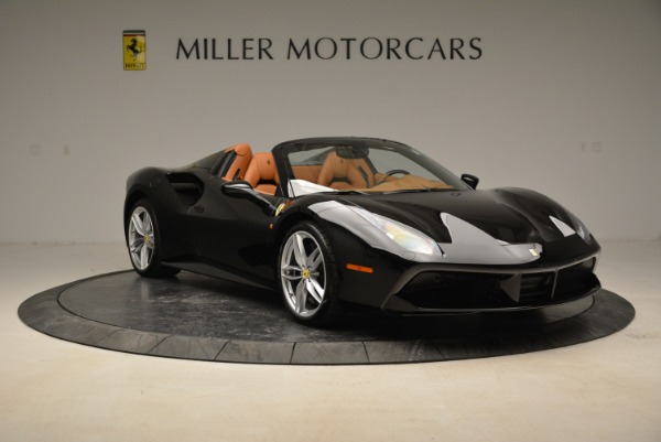 Used 2017 Ferrari 488 Spider for sale Sold at Alfa Romeo of Westport in Westport CT 06880 11