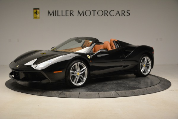 Used 2017 Ferrari 488 Spider for sale Sold at Alfa Romeo of Westport in Westport CT 06880 2