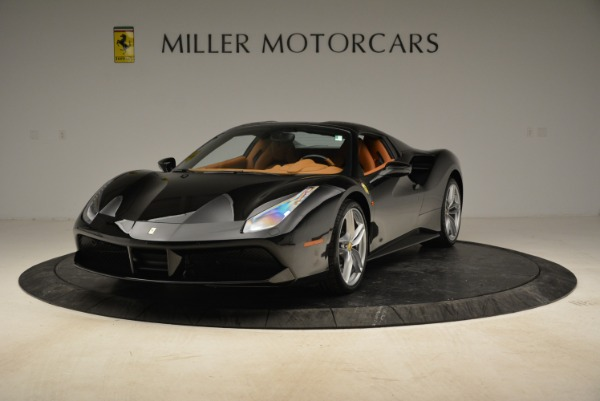 Used 2017 Ferrari 488 Spider for sale Sold at Alfa Romeo of Westport in Westport CT 06880 24