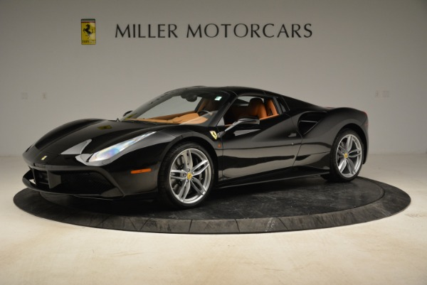 Used 2017 Ferrari 488 Spider for sale Sold at Alfa Romeo of Westport in Westport CT 06880 25