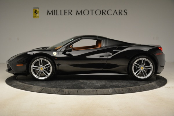 Used 2017 Ferrari 488 Spider for sale Sold at Alfa Romeo of Westport in Westport CT 06880 26