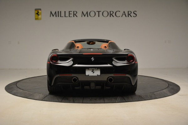 Used 2017 Ferrari 488 Spider for sale Sold at Alfa Romeo of Westport in Westport CT 06880 6