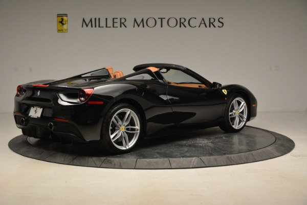 Used 2017 Ferrari 488 Spider for sale Sold at Alfa Romeo of Westport in Westport CT 06880 8