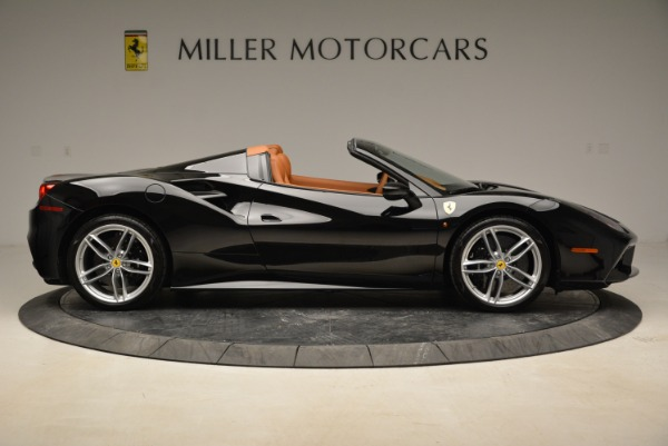 Used 2017 Ferrari 488 Spider for sale Sold at Alfa Romeo of Westport in Westport CT 06880 9
